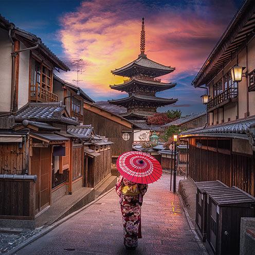 Kyoto Artboard Four