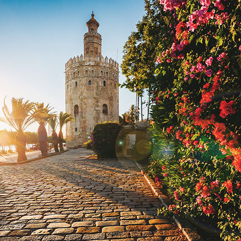 Seville Four