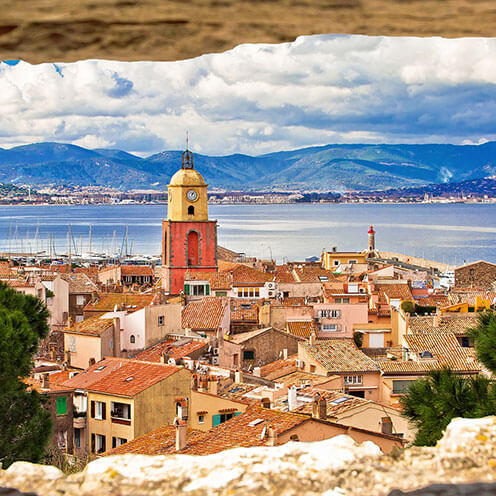 St Tropez Four